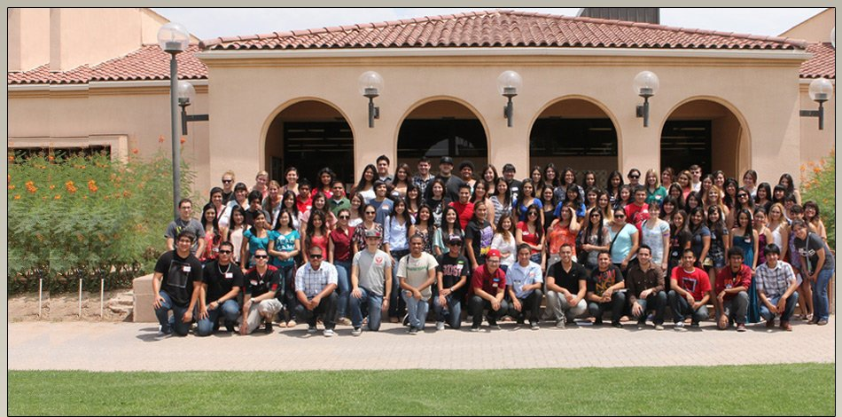 102 Freshmen students from the valley entered their first year of the IVUP program beginning at IVC and SDSU. To read more